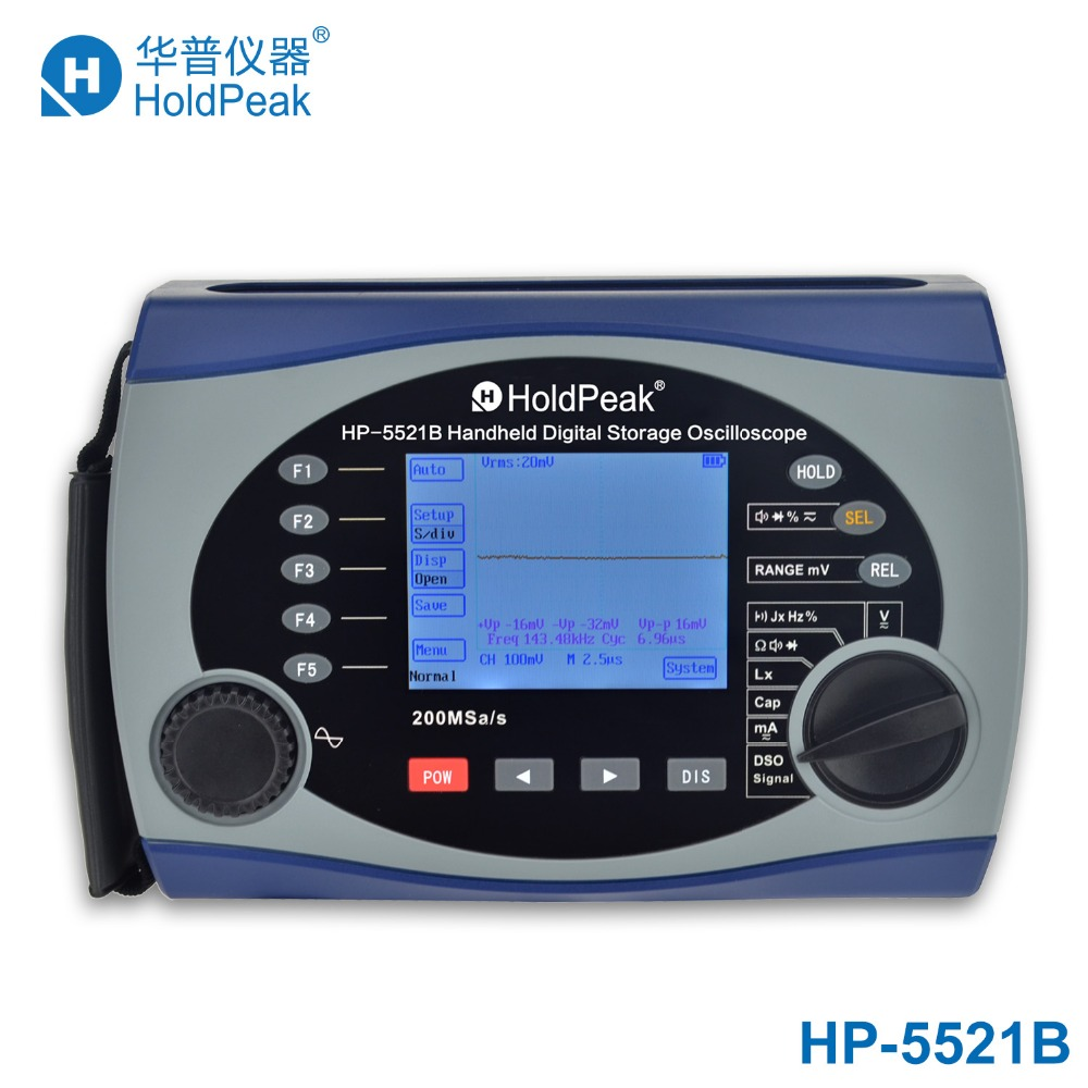 Digital Oscilloscope HP-5521B