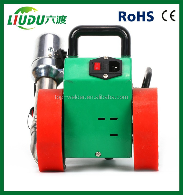 Factory supply hot air welder pvc welding tarpaulin machine portable hot air welding machine
