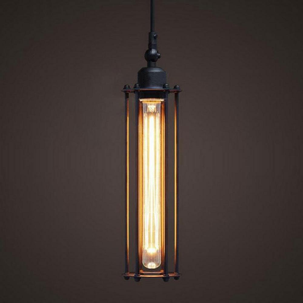 bulb included luminarias home decoration lustre industrial style pendant lights vintage art. Black Bedroom Furniture Sets. Home Design Ideas