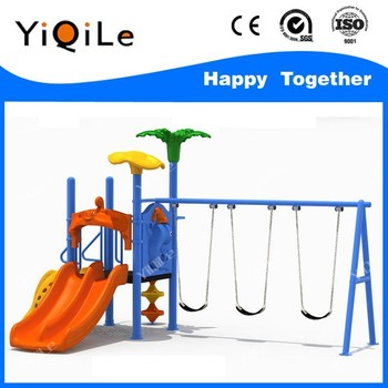 Children Seesaw And Two Seat Swing Set For Sale Buy Adult Swing