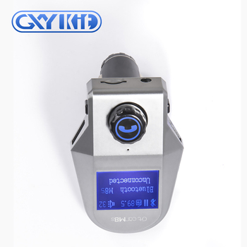GXYKIT M8s car mp3 player fm transmitter car mp3 player with fm radio