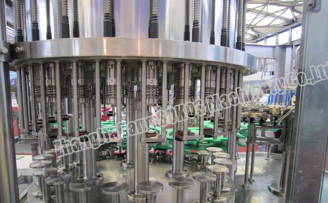 industrial 750 ml glass bottles weighing filling machine