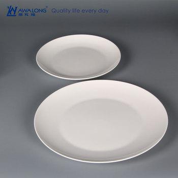 Personalized Wholesale Blank White Unique Shaped Porcelain Plate  Custom Restaurant Used Dinnerware & Personalized Wholesale Blank White Unique Shaped Porcelain Plate ...