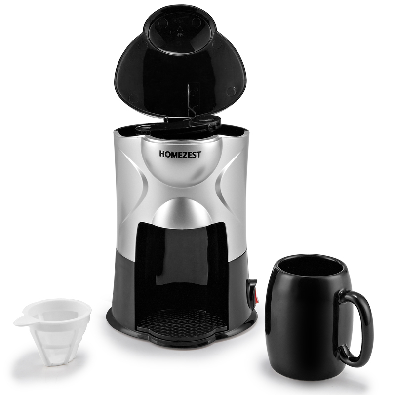 Mini Drip American Coffee Machine Home Office Tea Maker Distribution Of Original Ceramic