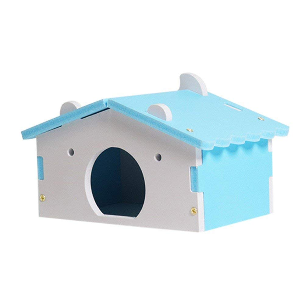 PanDaDa Small Animals Sleeping Nest Durable Non-toxic Hamster Resting House