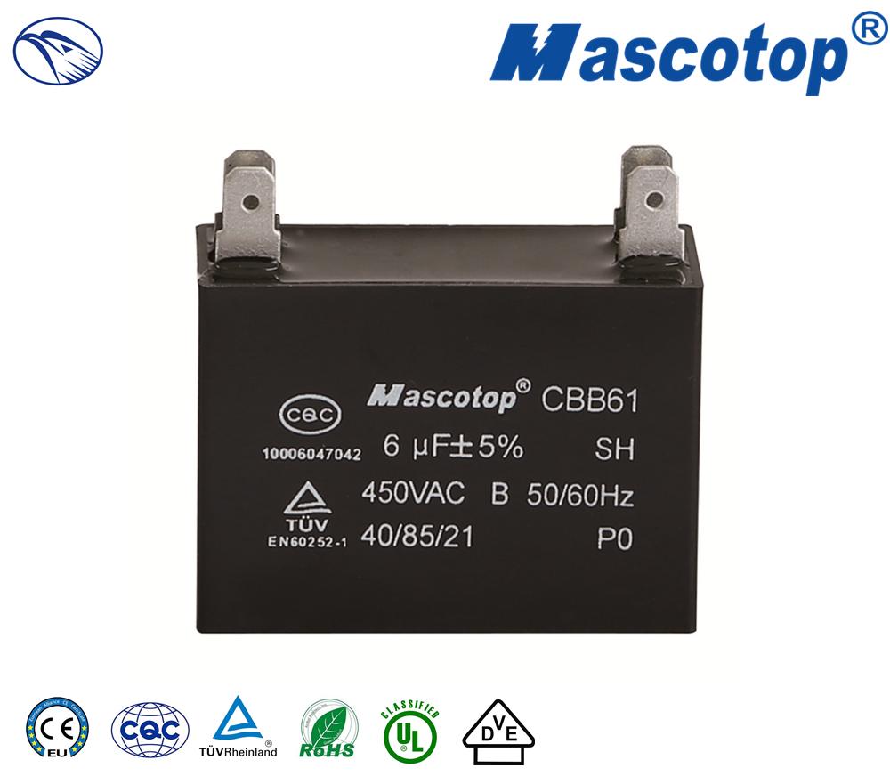 Finden Sie Hohe Qualität Kondensator Cbb61 Hersteller und ...