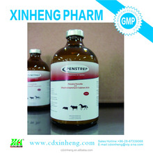 GMP manufacturer Veterinary medicine-Pen & Strep 20:25 injection,Injectable Solution