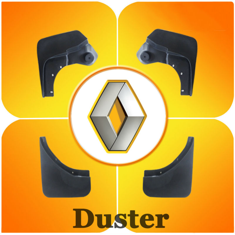Renault Duster Mudguard Front and Rear Parts 638537420R/788121885R