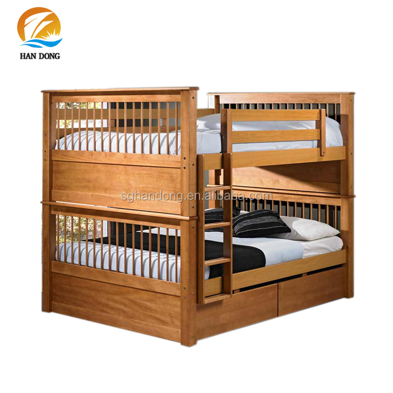 big sale 5672d 04126 Espresso High End Wood Double Two Floor Bunk Beds With Drawer - Buy High  End Wood Double Two Floor Beds,Double Bunk Beds With Drawer,Espresso High  End ...