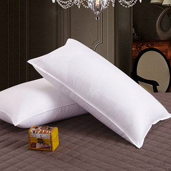 Alibaba golden supplier cheap 100 polyester fiber pillow