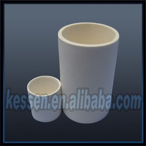 high purity Magnesia crucible for casting