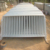 Hot Dipped Galvanized Road Side Crowd Control Barrier