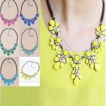 Výrazný dámsky náhrdelník (rôzne farby) z Aliexpress