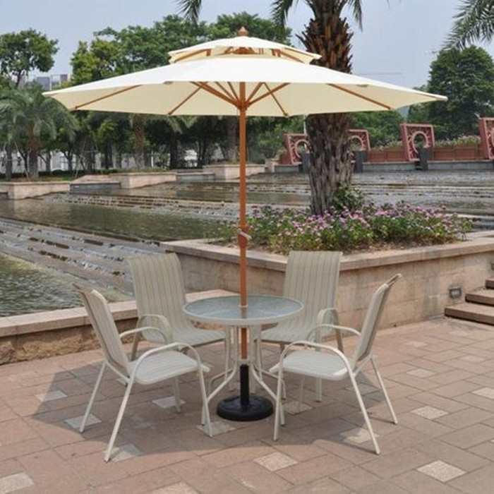 High Quality Promotional Table with Umbrella Hole