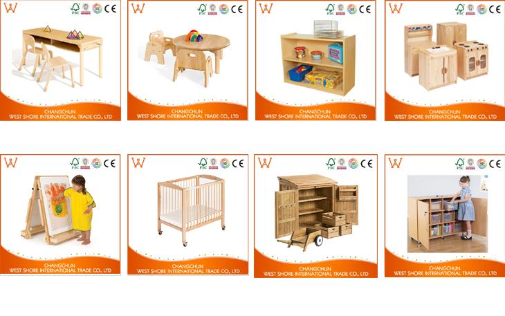 Manufacturer Bedroom Parts Solid Wood Furniture Child Bed