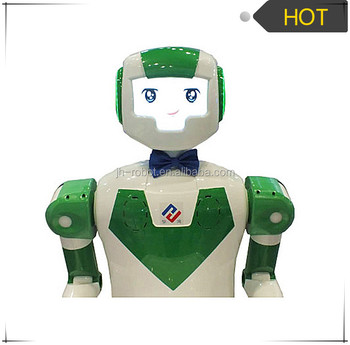 Comercial Service Robot Intelligent Robot for Businesses Catering Restaurant Service Waiter Robot Deliver made in china