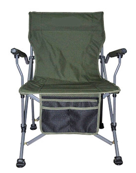 Tall Folding Canvas Director Camping Chair With Logo