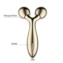 TOUCHBeauty TB-1613 Anti-aging Handheld Sonic Gezondheid Beauty Product <span class=keywords><strong>Gezicht</strong></span> Lift Magnetische Massage <span class=keywords><strong>Bal</strong></span> Roller