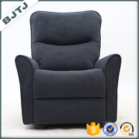 BJTJ American style leather lazy boy recliners single sofa 70737