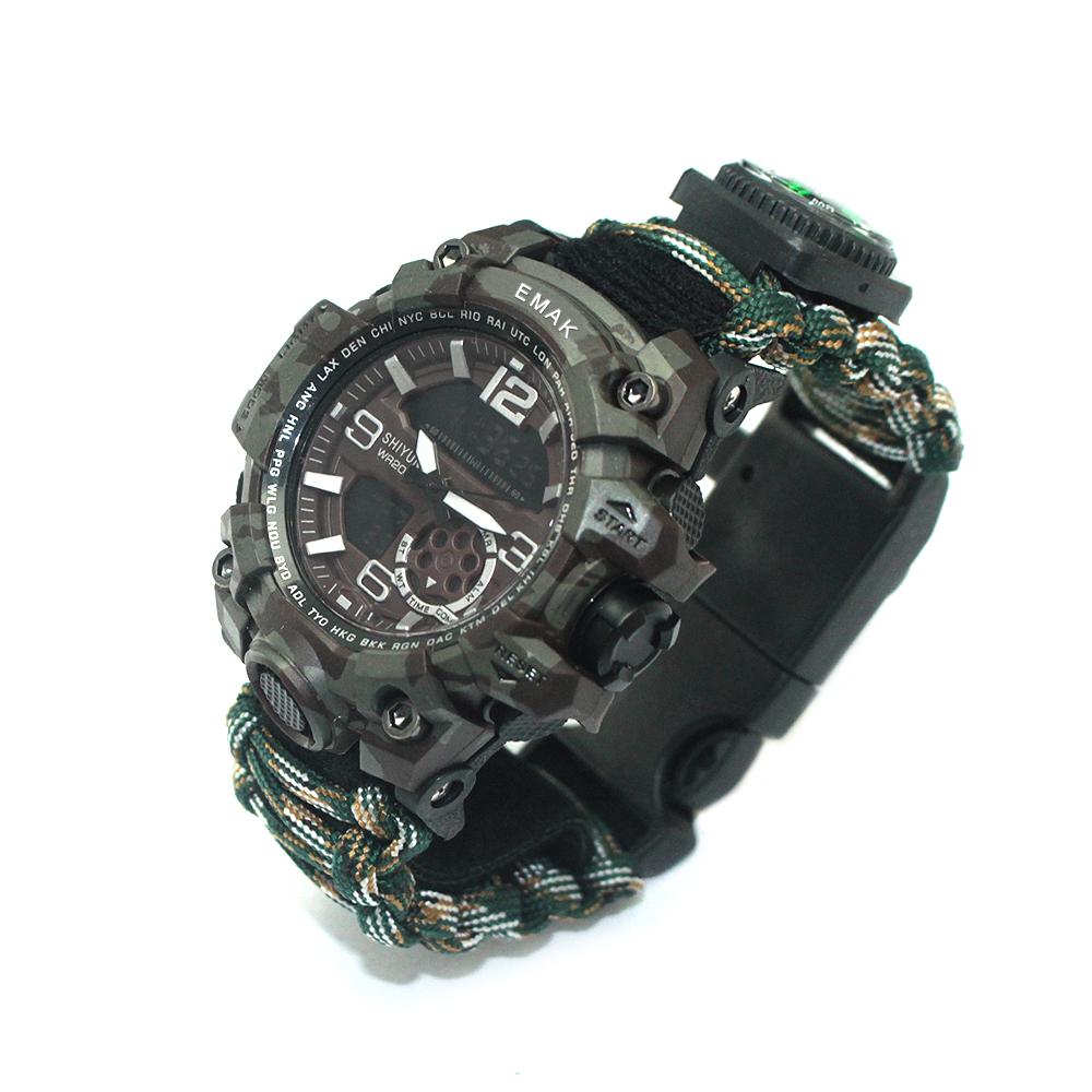 EMAK outdoor multifunctional watch Suitable for men women and children фото