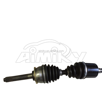 Front Cv Axle Drive Shaft For Isuzu Trooper Campo Rodeo Chevy Luv
