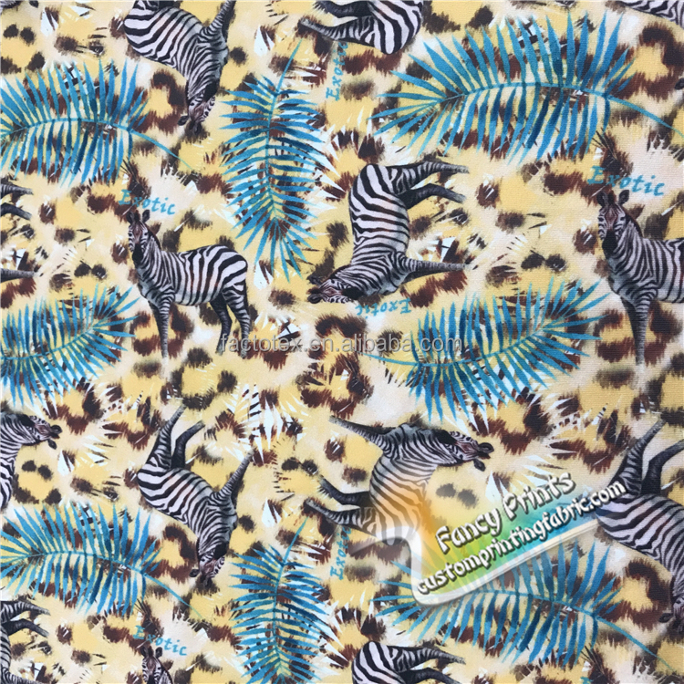 micro fibre lycra swimsuit fabric bathing suit fabric swimming fabric