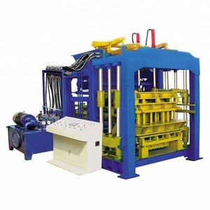 QT8-15 6 inches block making machine