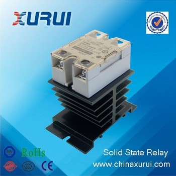 Xssrda4825 Tuvrohs Low Power Zero Crossing Solid State Relay 25a