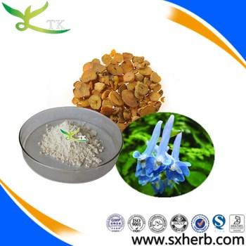 Tonking Supply High Quality of Corydalis Yanhusuo Extract