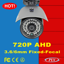 New model cctv top 10 bullet 1MP AHD camera, new two sided camera