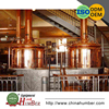 Copper Beer Brewery Tank 1000l Beer Production Machinery Line