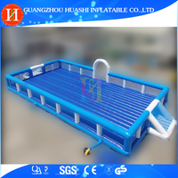 Different kinds of commercial use giant inflatable football games for sale