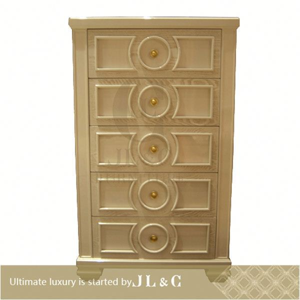Neo-Classical AB16-05 furniture chest trunk in bedroom from JL&C furniture