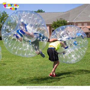 Best selling PVC/TPU 1.2m/1.5m/1.7m inflatable bubble football balls for sale soccer ball bubble