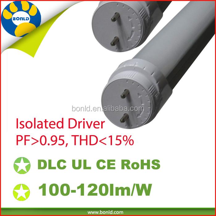 North American Ul Dlc Certification 36w 40w 45w T8 T10 T12 2400mm 8