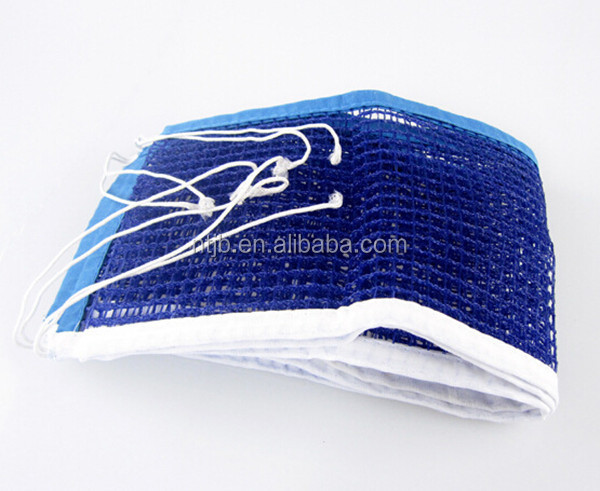 LOGO custom printed 100% new PE portable table tennis net