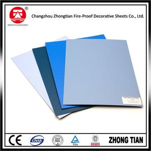 Hot selling compact laminate hpl exterior wall cladding panels with low price