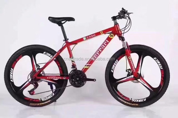 6061 Aluminum Alloy Frame Mountain With 21/27 Speeds/full Suspension  MTB/bicycle