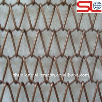 Slzsw-a Colored Wall Decorative Wire Mesh,Eyelets For Canvas - Buy ...