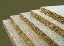 laminated particle board in china