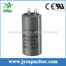 250UF 250V CD60 ac motor starting capacitor ,electrolytic capacitor