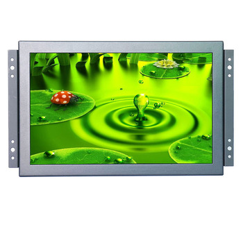Supply 10 inch small lcd monitor 1280*800 high resolution lcd monitor with AV/BNC/VGA/USB interface