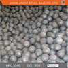 Grinding forged steel balls with materials for ball mill