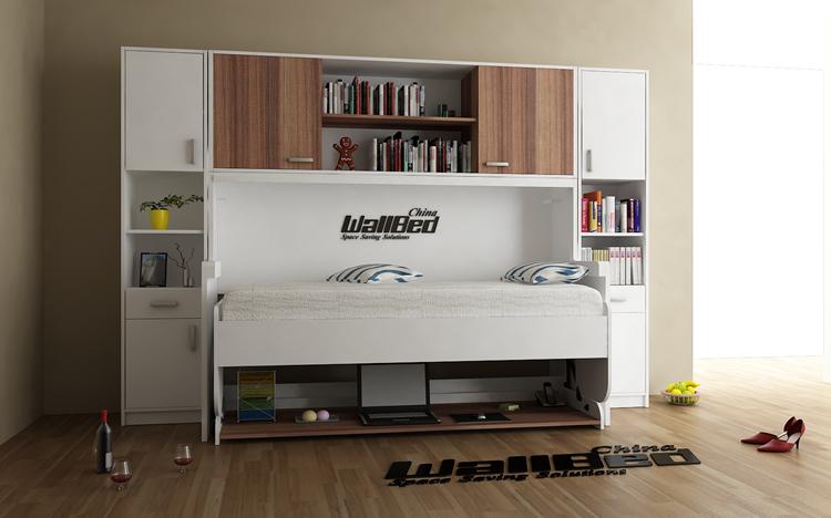 Bureau in bed inemuri bed by sawdust bureau bespoke furniture