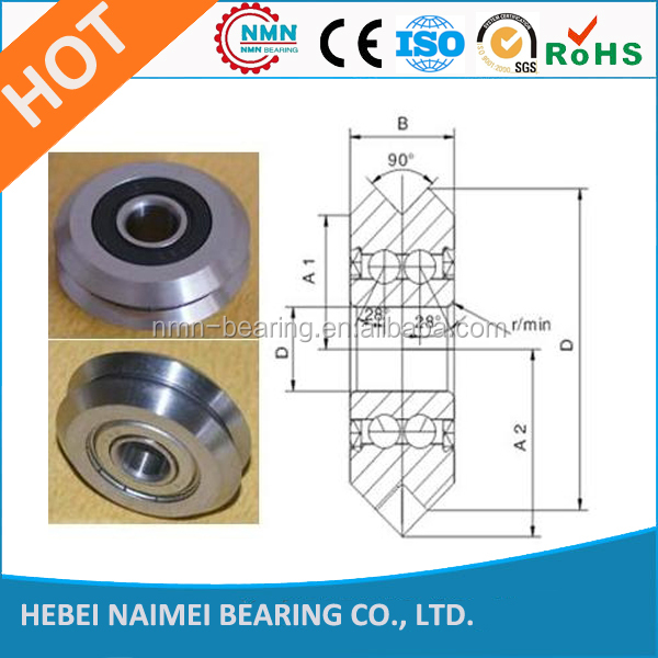 Wire Guide Bearing Roller from China Top Quality Bearing Manufacturer