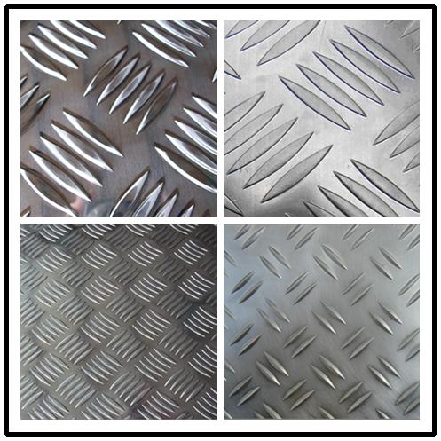 Aluminium Plain Sheet Alumininum Chequer Plate Aluminium