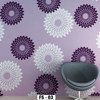 Flower Wall Stencils for wall painting