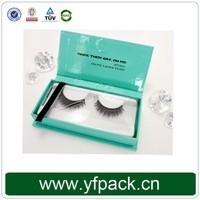 Wholesale Empty Custom False Eyelash Packaging Gift Box With Insert