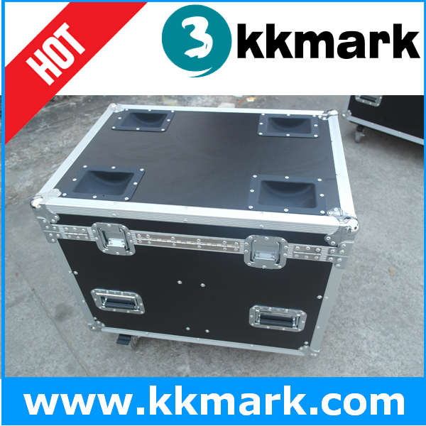 utility case/trunk road cases with 2 drawers