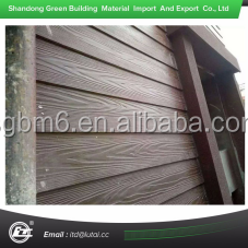 Decorative Exterior Wall Panels Wooden Grain Board Factory Price